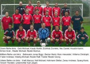 2. Mannschaft KreisligaB