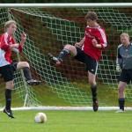 Fußballballett: Fabian Korte + Markus Rau