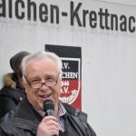Die richtige Ansage: Jupp Tecklenburg