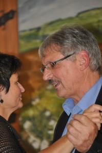Marion und Bernd: ein glückliches Paar