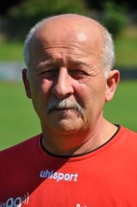 Trainer Erwin Berg 2013