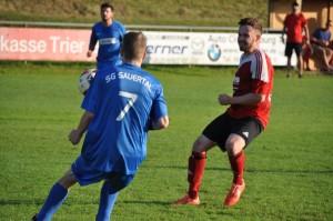 Maxi Willems erzielt das 2:0
